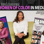 Women of color in media magazine