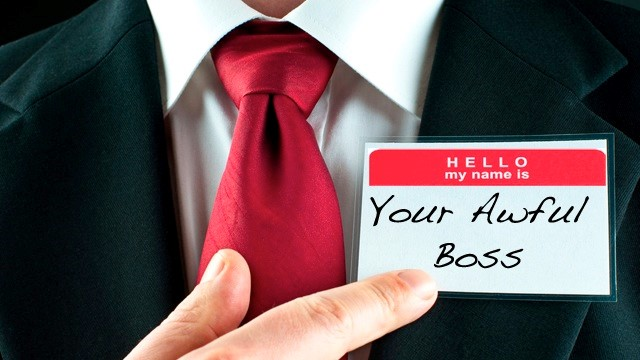 Horrible Bosses: Qualities We Don't Want In Our Leaders