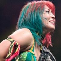 Asuka postawi swój tytuł na szali w Last Woman Standing Matchu