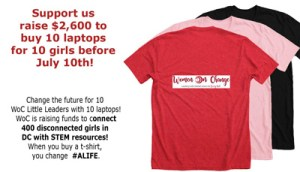 Buy a T-Shirt & Donate