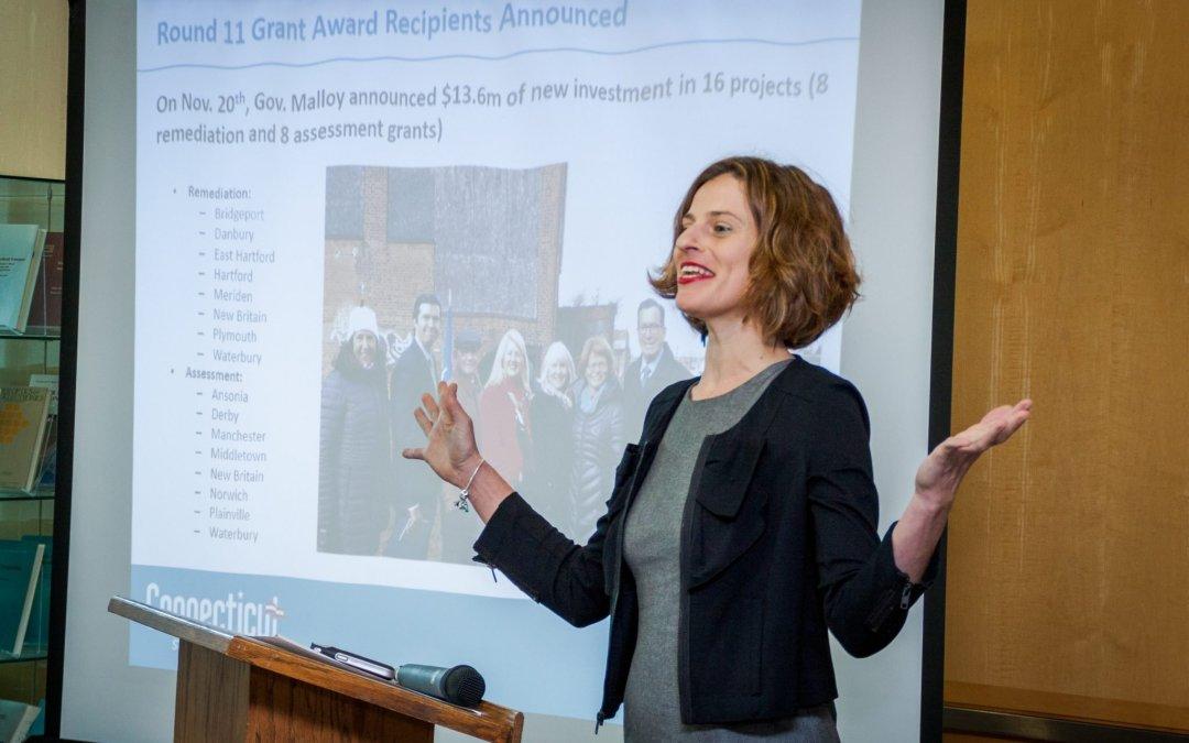 Μαρίζα Χρυσοχόου: η πρώτη γυναίκα πρόεδρος τμήματος στην ιστορία του UConn