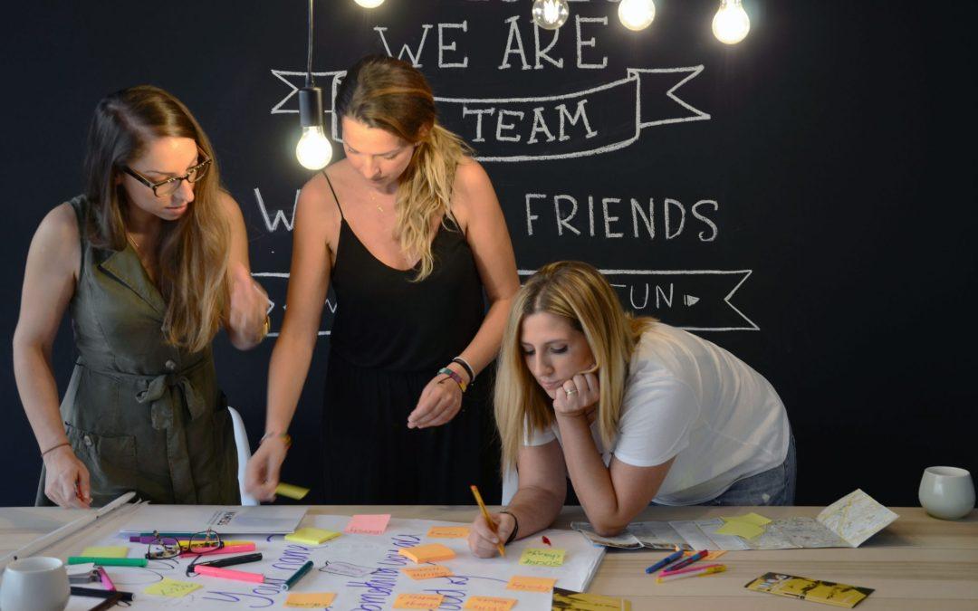 Τρεις γυναίκες που δίνουν ερέθισμα για την κοινωνική αλλαγή