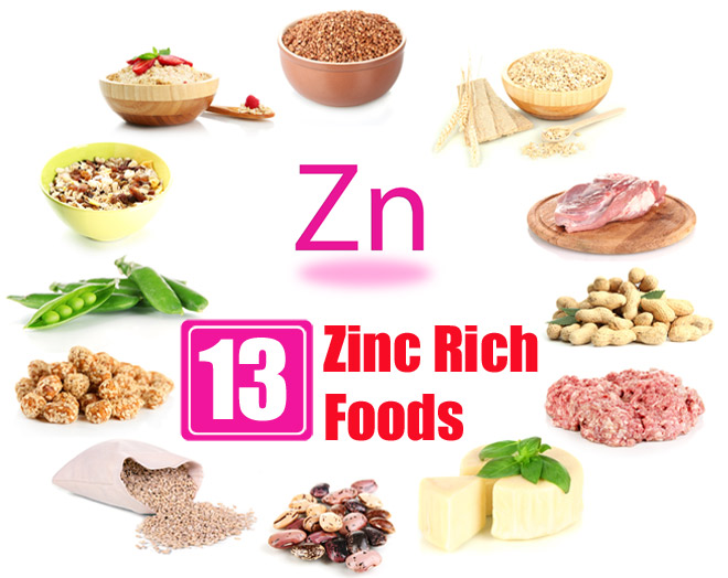 Zinc for your hair care and hair growth