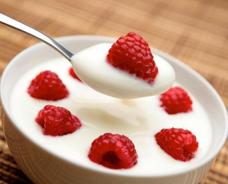 probiotic-yogurt
