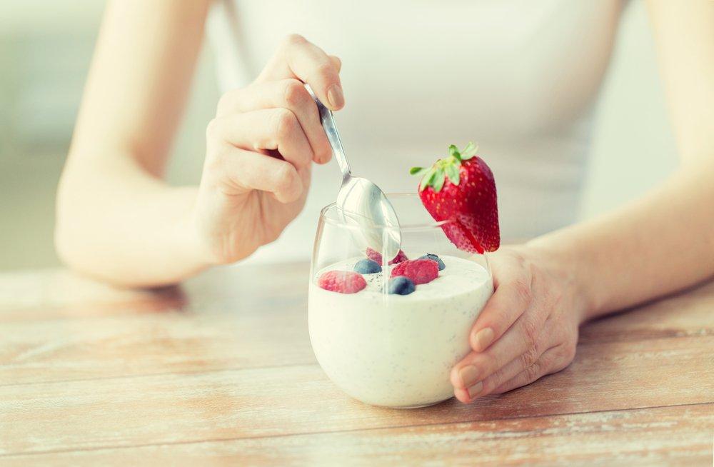 yogurt - benefit