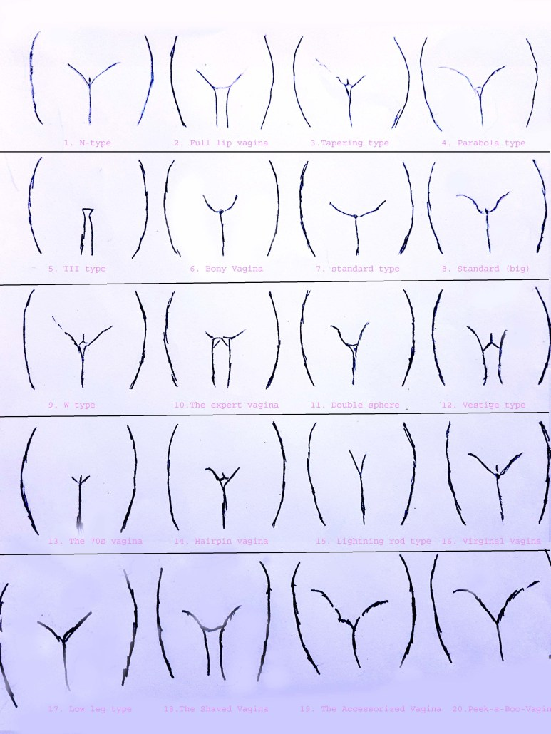 Type Of Vagina Photos 114
