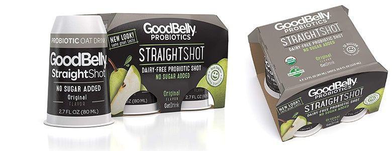 Goodbelly, Probiotic Straight Shot Is Overall Health