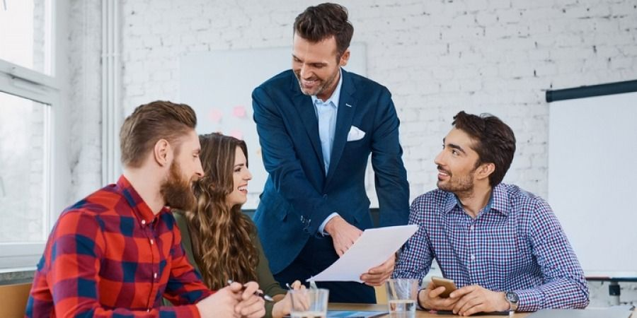 5 Things That Make a Great Leader
