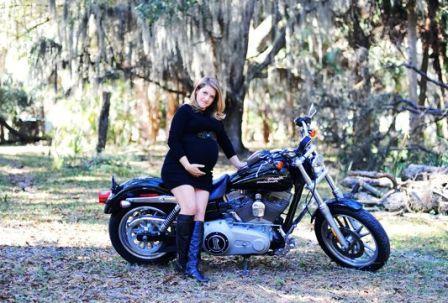 Можно ли беременным ездить на мотоцикле пассажиром