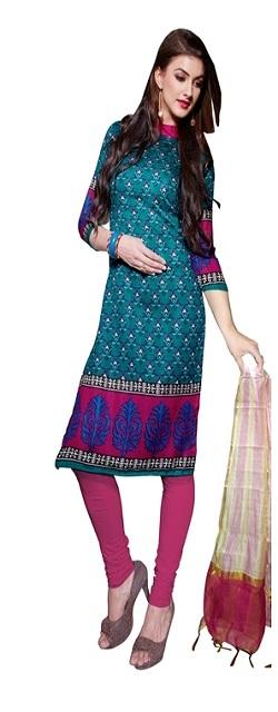 0028398_bhagalpuri-unstitched-dress-materialturquoise-multi