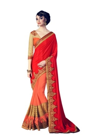 0033110_red-and-orange-marble-fancy-fabrics-and-cn-paper-silk-sari