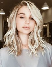 amazing shoulder length hairstyles