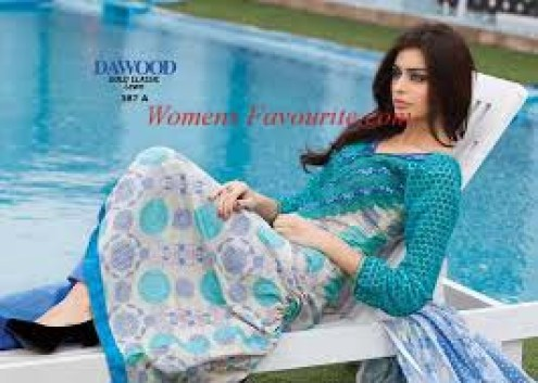 Dawood Summer Lawn Collection 2013 For Women