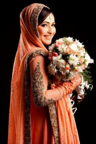 Pakistani Bridal Wear 5
