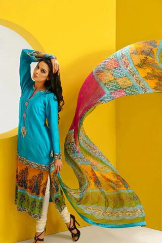 Summer Collection 2013 Pakistani