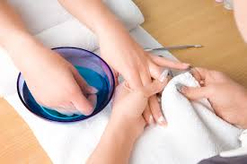 Professional Manicure at Home