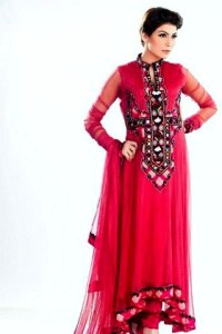 Latest Winter Collection 2013 For Women By Shamaeel Ansari