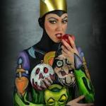 Body painting: How can you beautify your body parts?
