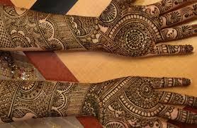 Rajasthani Bridal Mehndi Designs : Rajasthani bridal mehndi designs for full hands