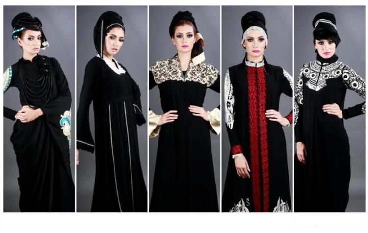 Different types of Abaya 00