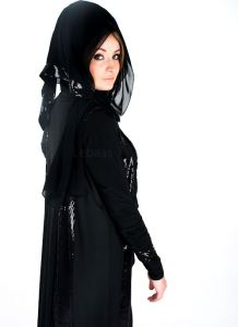 Latest Arabic Abaya Designs 2014