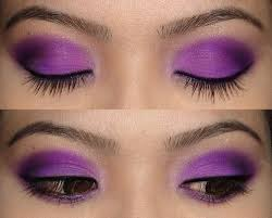 Steps to Create a Purple Smokey Eye Makeup Look 07