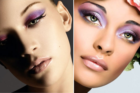 Steps to Create a Purple Smokey Eye Makeup Look 10