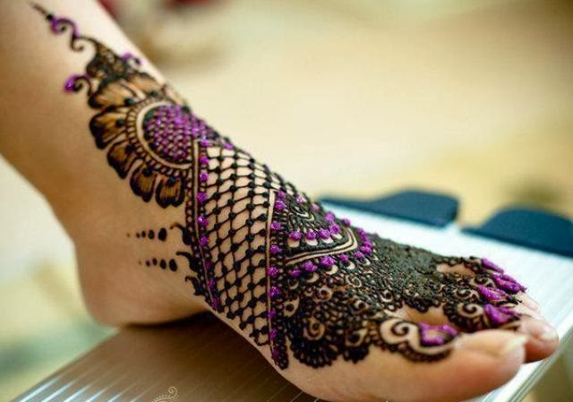 Latest And Easy Henna Designs 2014 01