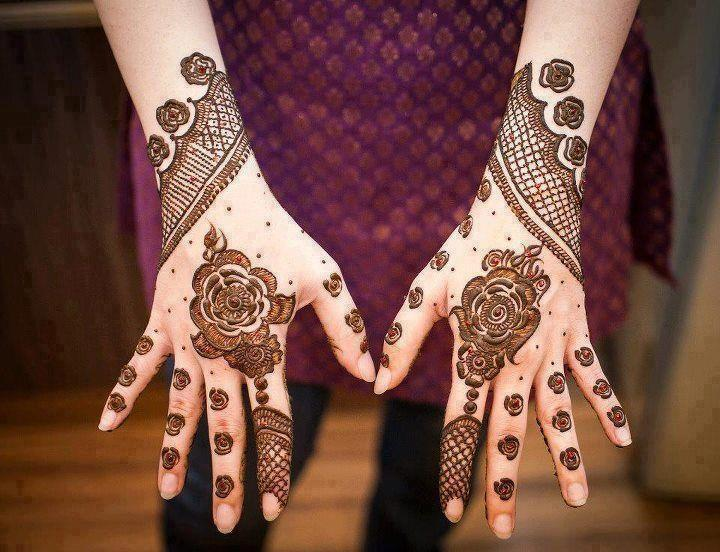 Latest And Easy Henna Designs 2014 02