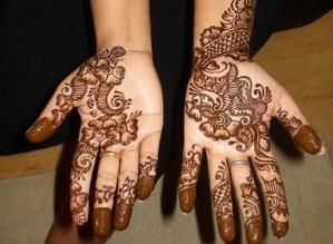 Arabic Mehndi design images online