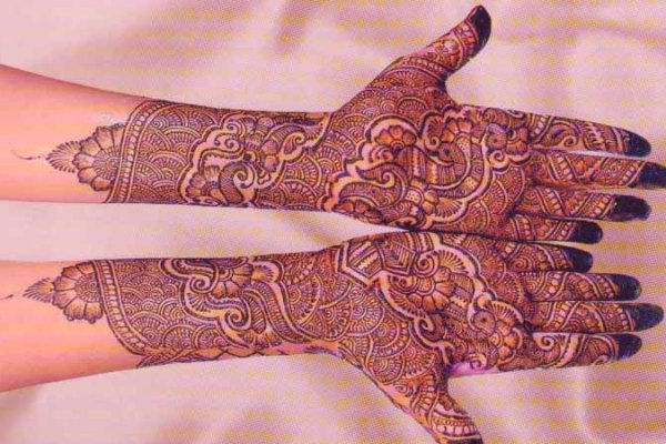 mehndi patterns, mehndi designs for hands