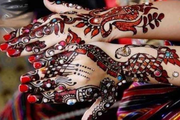 beautiful mehndi designs, mehandi design