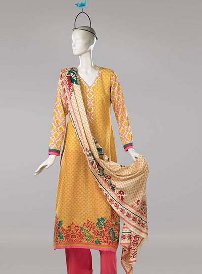 AlKaram Summer Spring Collection 2014, he Joy of Spring Lawn March 2014