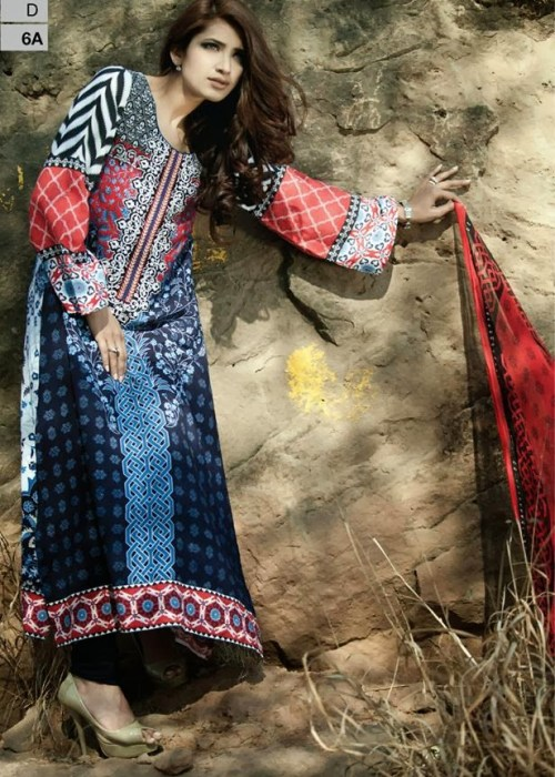 collection of lawn dresses, Maria B Lawn Dresses
