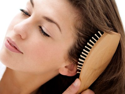 brushing hair benefits, hair loss