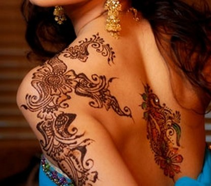 henna tattoos meanings