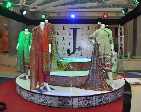 Lawn collection,  Jamshed Summer Lawn Collection
