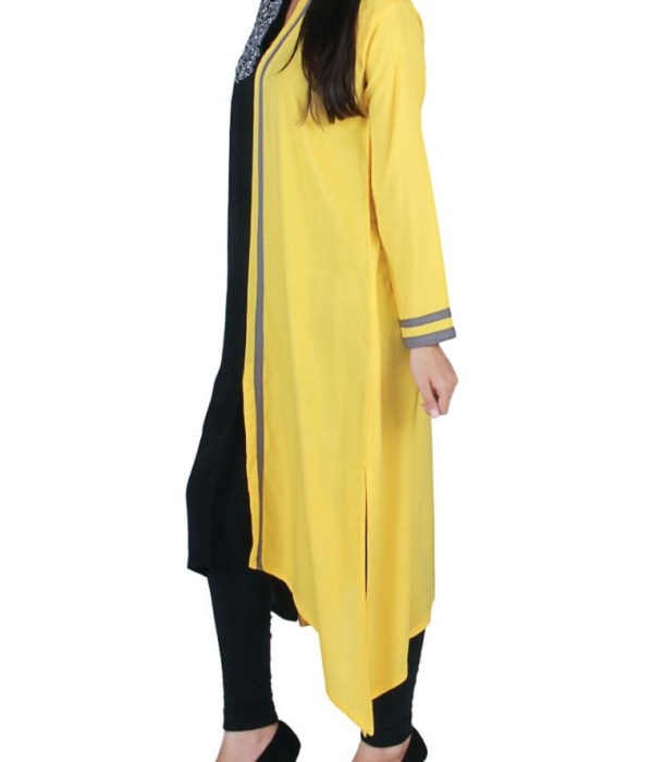 Pakistani Women's Casual Wear, Casual Dresses Collection 2014 For Ladies