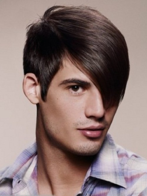 Boys long hairstyles, •	Latest undercut hairstyles for men