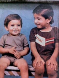 Ashish Sharma childhood, ashish sharma