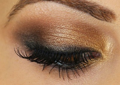 brown eye makeup tutorial,brown eye makeup tips
