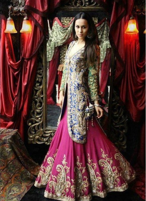Indian Bridal Dresses, Indian Wedding Clothing