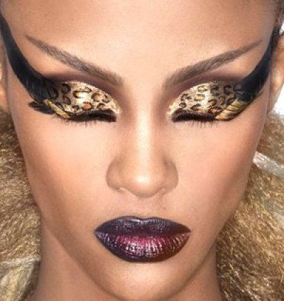 be unique make up, unique eye makeup designs