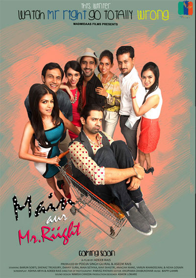 barun sobti main aur mr right trailer, barun sobti new movie main aur mr right