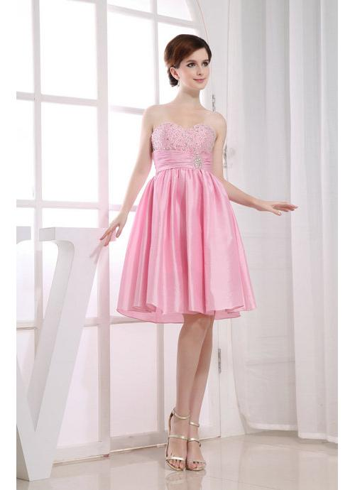 Designer Party Dresses In Pink Color Girls Party Dresses In Pink