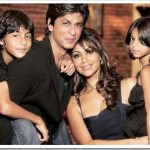 Shahrukh Khan Family Photos