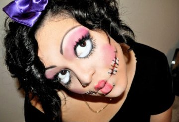 halloween makeup ideas, halloween makeup