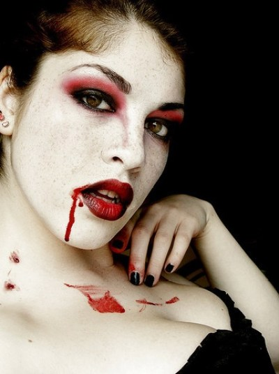 halloween makeup tips, simple halloween makeup ideas