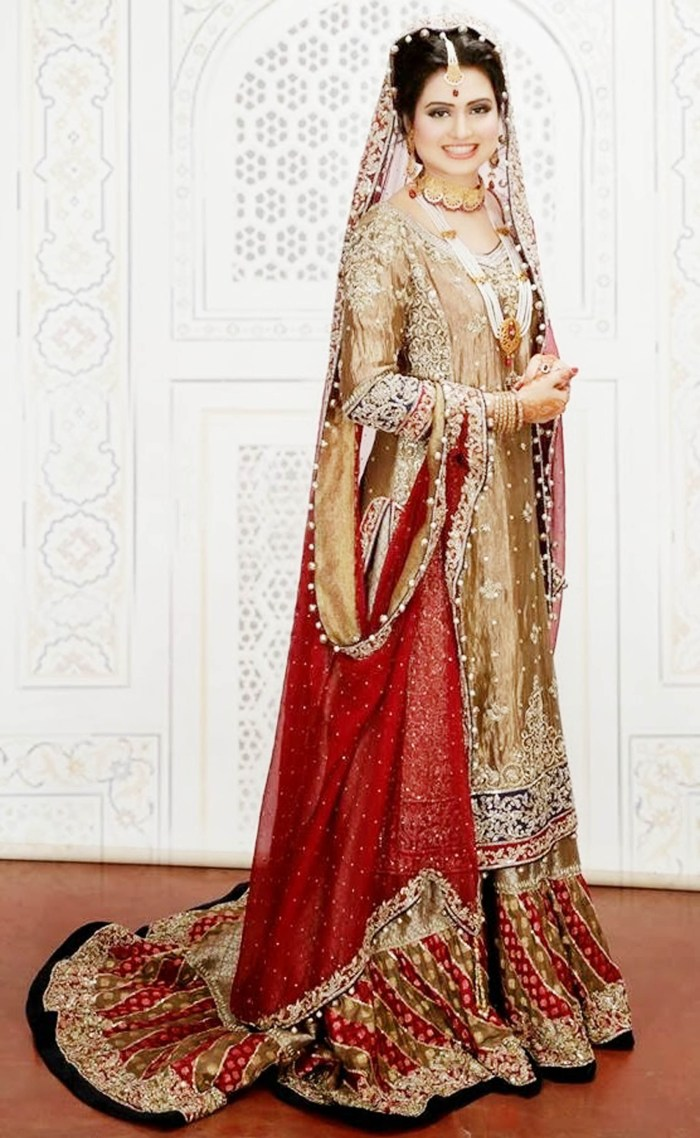 bridal dresses of Pakistan