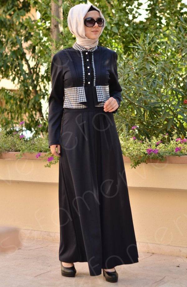 Turkish Hijab Fashion Styles